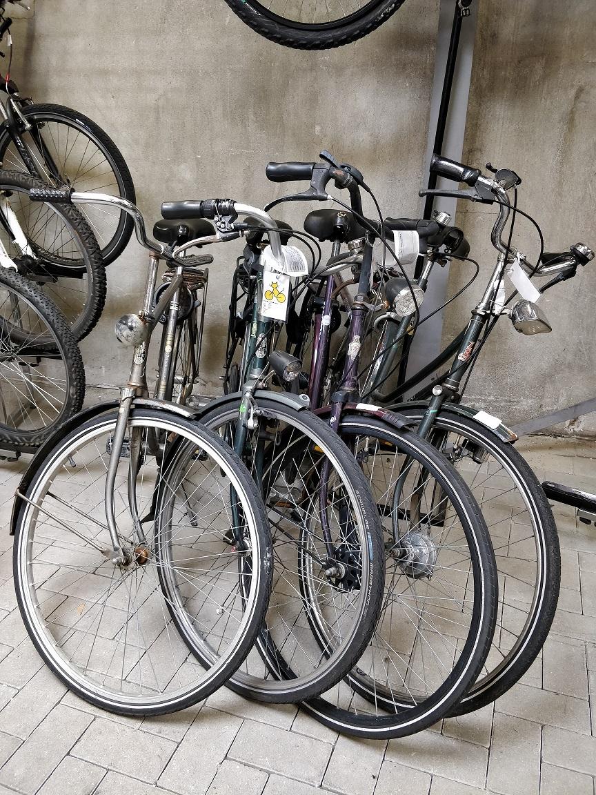 Diverse Rijden & Remmen fietsen